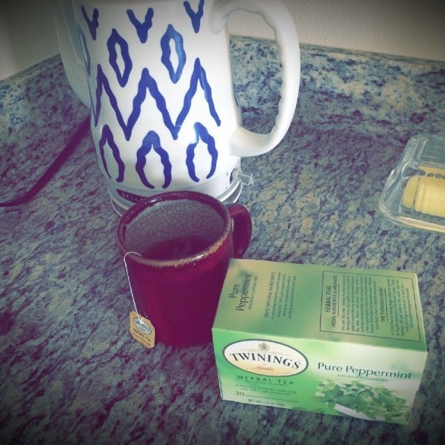 Twinings Pure Peppermint Tea uploaded by maria B.