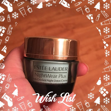 Photo of Estée Lauder NightWear Plus Anti-Oxidant Night Detox Creme uploaded by Ashlee G.