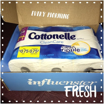 Photo of Cottonelle Clean Care Toilet Paper uploaded by Jennifer M.