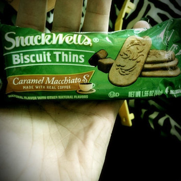 SnackWell's Caramel Macchiato Biscuit Thins uploaded by Mishelle F.