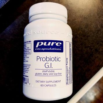Photo of Pure Encapsulations - Probiotic G.I. - 60 Capsules uploaded by Tonya B.