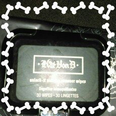 Kat Von D Unlock-it Makeup Remover Wipes uploaded by Janese H.