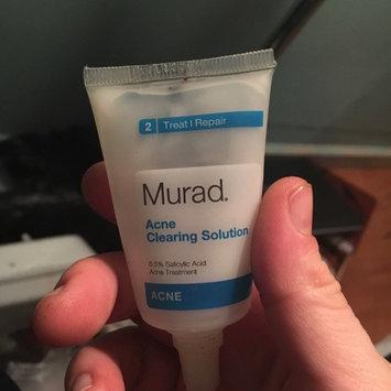 Murad Clarifying Cleanser uploaded by Elizabeth K.