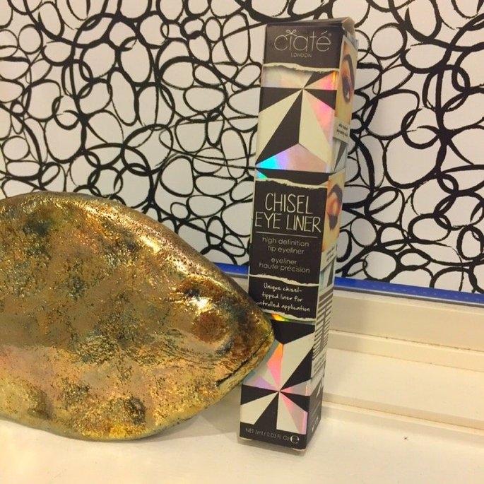 Ciate London Chisel Liner High Definition Tip Eyeliner Black 0.03 oz uploaded by Paige F.