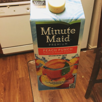 Photo of Minute Maid® Premium Peach Punch uploaded by Paola R.