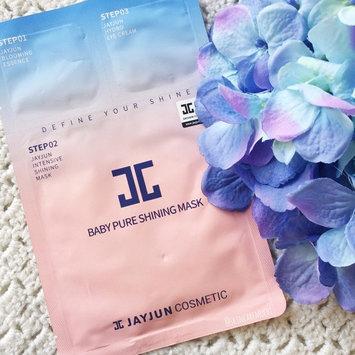 JAYJUN Baby Pure Shining Facial Mask Sheet uploaded by Vanna L.