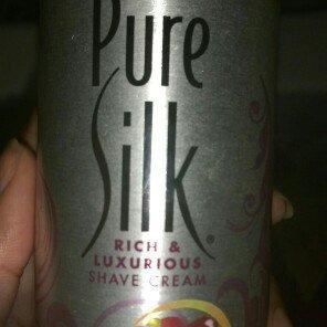 Pure Silk Shave Cream