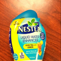 Nestlé Waters North America Inc. Nestea Ice Tea with Lemon Liquid Water Enhancer 1.76 oz uploaded by Janee M.