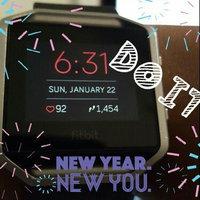 Fitbit - Blaze Smart Fitness Watch (large) - Black uploaded by Tyonna E.