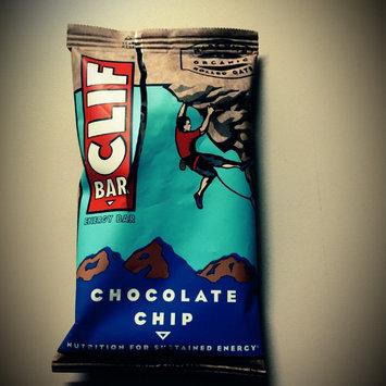 Clif Bar Chocolate Chip Energy Bar uploaded by Sara A.