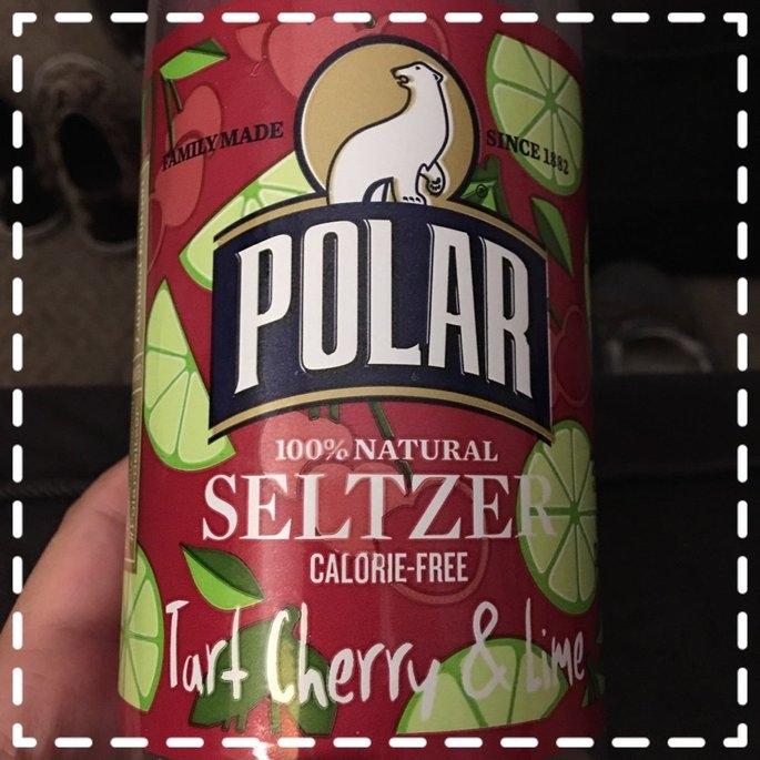 Generic Polar Tart Cherry & LIme Seltzer, 1 l uploaded by Lauren G.