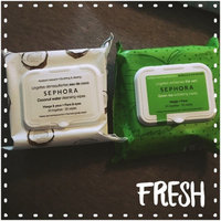SEPHORA COLLECTION Cleansing & Exfoliating Wipes Coconut Water - Soothing & Relaxing uploaded by Devonne A.