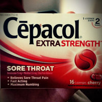 Cepacol Sore Throat Oral Pain Reliever Lozenges uploaded by Jillian M.