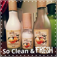 SKINFOOD Skin Food Peach Sake Toner, 3.2 Ounce uploaded by Kelly R.