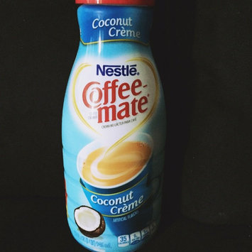 Nestlé Coffee-Mate Coconut Creme Flavor Coffee Creamer uploaded by Fev D.