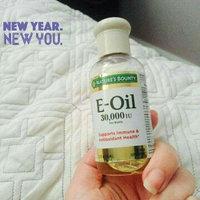 Nature's Bounty Natural Vitamin E Oil uploaded by Salma M.