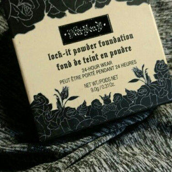 Kat Von D Lock-It Powder Foundation uploaded by Taylor S.