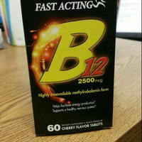 Fast Acting Vitamin B12 2500 mcg uploaded by Charity M.