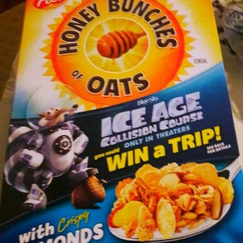 Photo of Honey Bunches of Oats with Almonds uploaded by Dennys D.