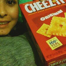 Cheez-It® Original Baked Snack Crackers uploaded by marisol r.