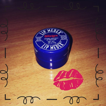 Blistex Complete Moisture Lip Protectant/Sunscreen SPF 15 uploaded by Lilibeth T.