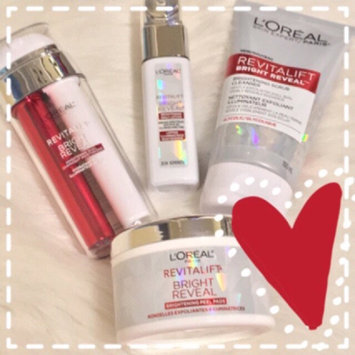 Photo of L'Oréal Paris RevitaLift® Bright Reveal Brightening Day Moisturizer SPF 30 uploaded by shayna r.