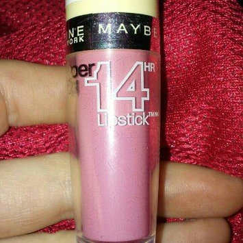 Maybelline SuperStay 14 Hour Lipstick uploaded by Michelle M.