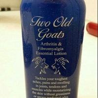 Two Old Goats Essential Lotion 8oz. For Your Toughest Aches And Pains! uploaded by Wendy B.