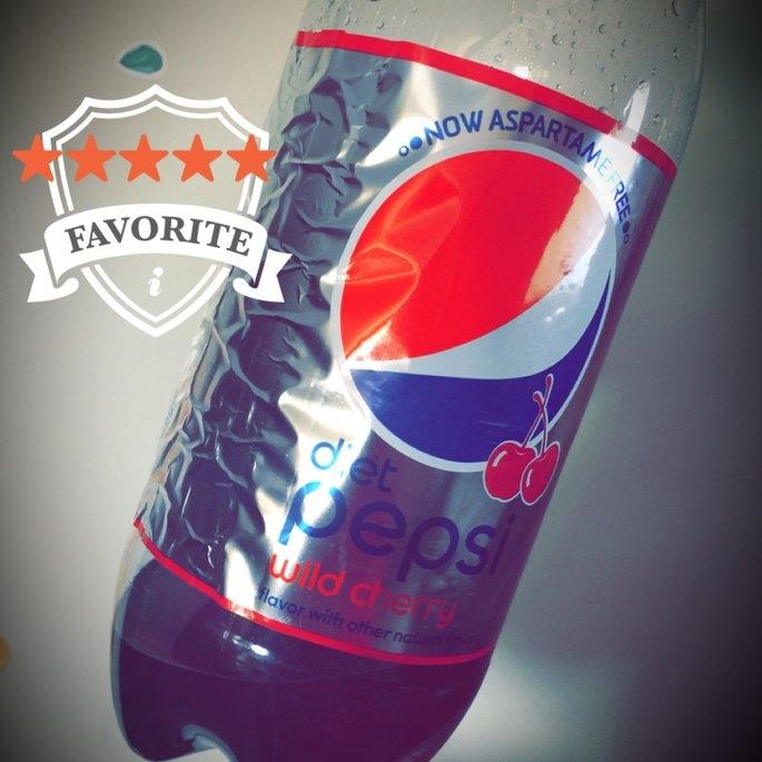 Pepsi® Wild Cherry Cola uploaded by Letitia P.
