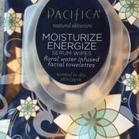 Pacifica Moisturize Energize Serum Wipes uploaded by Jasmin M.
