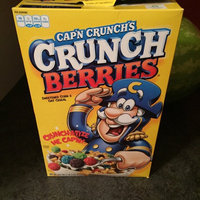 Cap'n Crunch Crunch Berries Cereal 18.7 oz uploaded by Jalexia W.