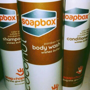 Photo of SoapBox™ 16 oz. Shampoo - Coconut Oil uploaded by Kristi S.