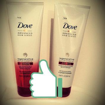 Photo of Dove Advanced Hair Series Regenerative Nourishment Shampoo uploaded by katie k.