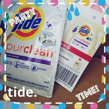 Photo of Tide Original Scent HE Turbo Clean Liquid Laundry Detergent uploaded by Lupe V.