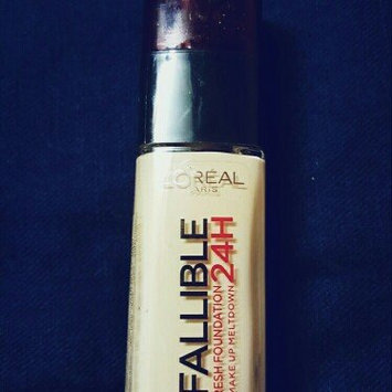 L'Oreal Paris Loreal Infallible Stay Fresh Foundation 24h uploaded by Vandana S.