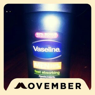 Photo of Vaseline® Men Healing Moisture Fast Absorbing Lotion uploaded by Ruth D.