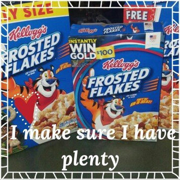 Kellogg's Frosted Flakes Cereal uploaded by Jennifer J.