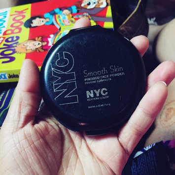 Face Powder Pressed Smooth Skin NYC - New York Color uploaded by Skayd-lyn V.