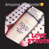 L'Oréal Youth Code Day Lotion SPF 30 Moisturizer uploaded by Amy S.
