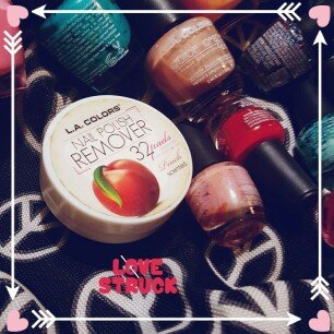 Photo of L.A. Colors Nail Polish Remover Pads  uploaded by Faith D.