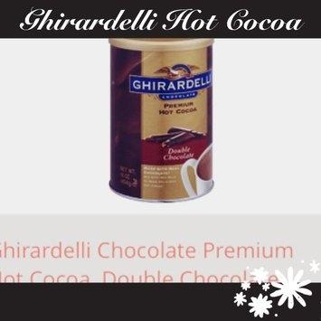 Ghirardelli Chocolate Premium Hot Cocoa, Double Chocolate uploaded by Cherish V.