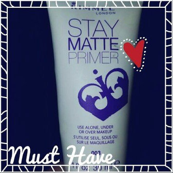 Rimmel Stay Matte Primer uploaded by Dia D.