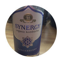 GT's Raw Organic Kombucha Gingerberry uploaded by Samantha J.