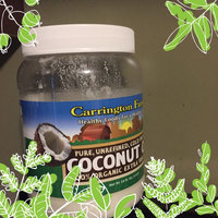 Carrington Farms 100% Organic Extra Virgin Coconut Oil, 14 fl oz uploaded by Claudia V.