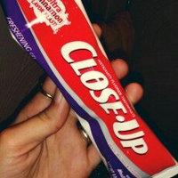 Close-Up® Freshening Gel with Mouthwash Toothpaste 6 oz. Box uploaded by Kayla R.