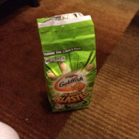 Goldfish® Flavor Blasted Slammin' Sour Cream & Onion Baked Snack Crackers uploaded by Samar S.