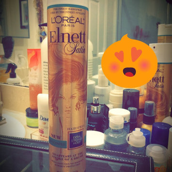 L'Oréal Elnett Satin Hairspray uploaded by Michelle H.