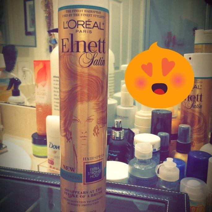 L'Oréal Elnett Satin Hairspray uploaded by Michelle H.