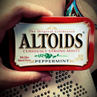 Altoids Peppermint Mints uploaded by Jacqueline A.
