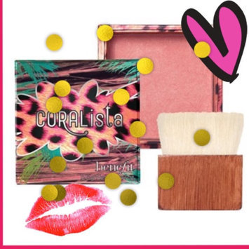 Photo of Benefit Cosmetics Coralista Blush uploaded by Charlene V.